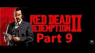 Red Dead Redemption 2 Chapter 4 Walkthrough Part 9