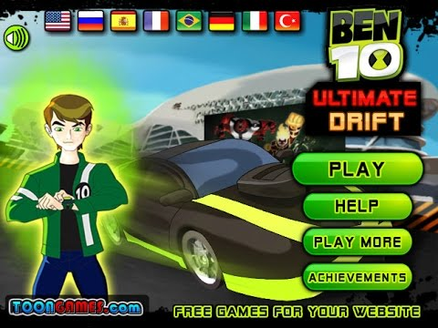 play free games of ben 10 ultimate alien