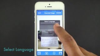 App Demo video - OCR Scanner Document Scanner with Optical Character Recognition