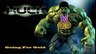 (15-22) The Incredible Hulk Mini Games: 100% Walkthrough (Xbox 360, PS3, PS2, PC)