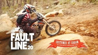COBAW IN COSTUME! - fundraiser dirt ride - Beta 350RR