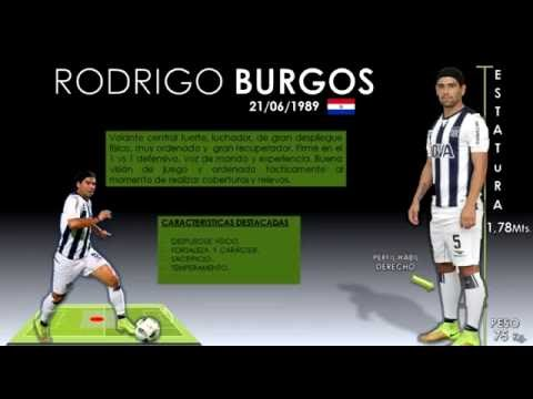 Rodrigo Burgos -