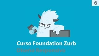 Zurb Foundation - Responsive Web Design - Tutoriales - (Typografia) 6