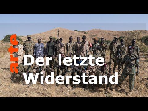Sudan: Die letzten Rebellen in Darfur | ARTE Reportage