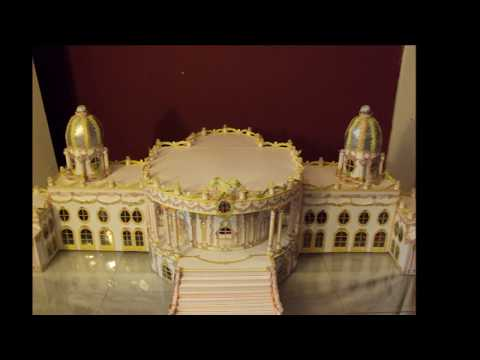 Pałac Demokracji. W