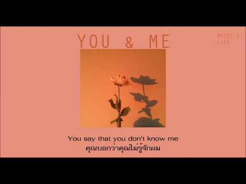 JAMES TW - You & Me SUBTHAI แปลไทย