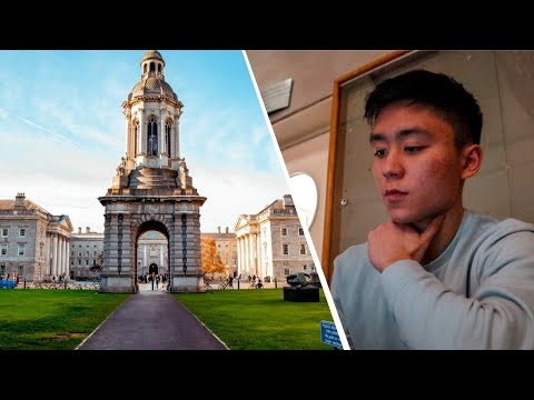 A Day In My Life At Trinity College Dublin