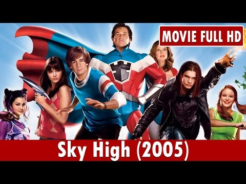 Sky High (2005) Movie **  Kurt Russell, Kelly Preston, Michael Angarano