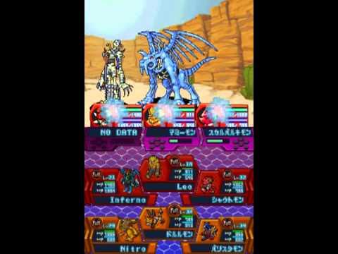 Lets Play Digimon Xros Wars Blue Episode 1 Part 2