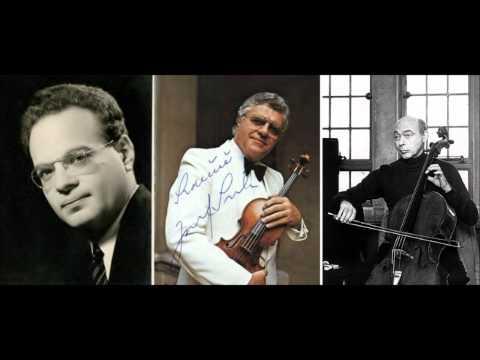 Katchen, Suk, Starker, Brahms Piano Trio No.1 in B major Op.8