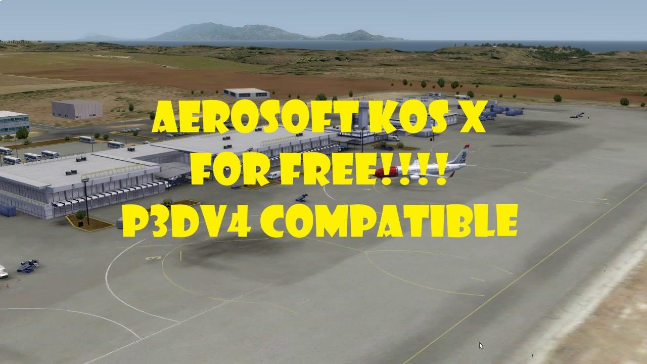 Aerosoft Kos X for Free [CRACK] [FSX,P3D,v3,v4]