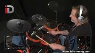 Pete Lockett - Indian rhythms for drumset - Lesson 003