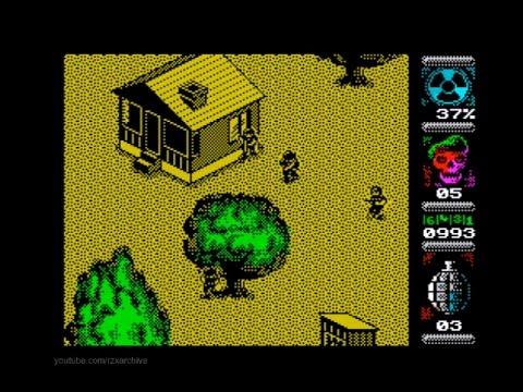 Commando II Walkthrough, ZX Spectrum