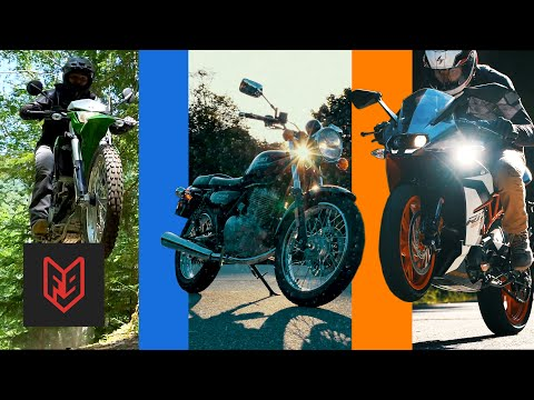 The Best Beginner Motorcycles - Review