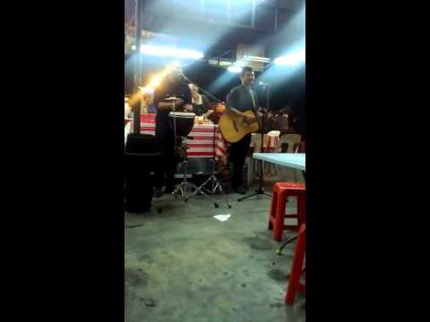 Tegar cover by SUWARA BUSKING Travel Video