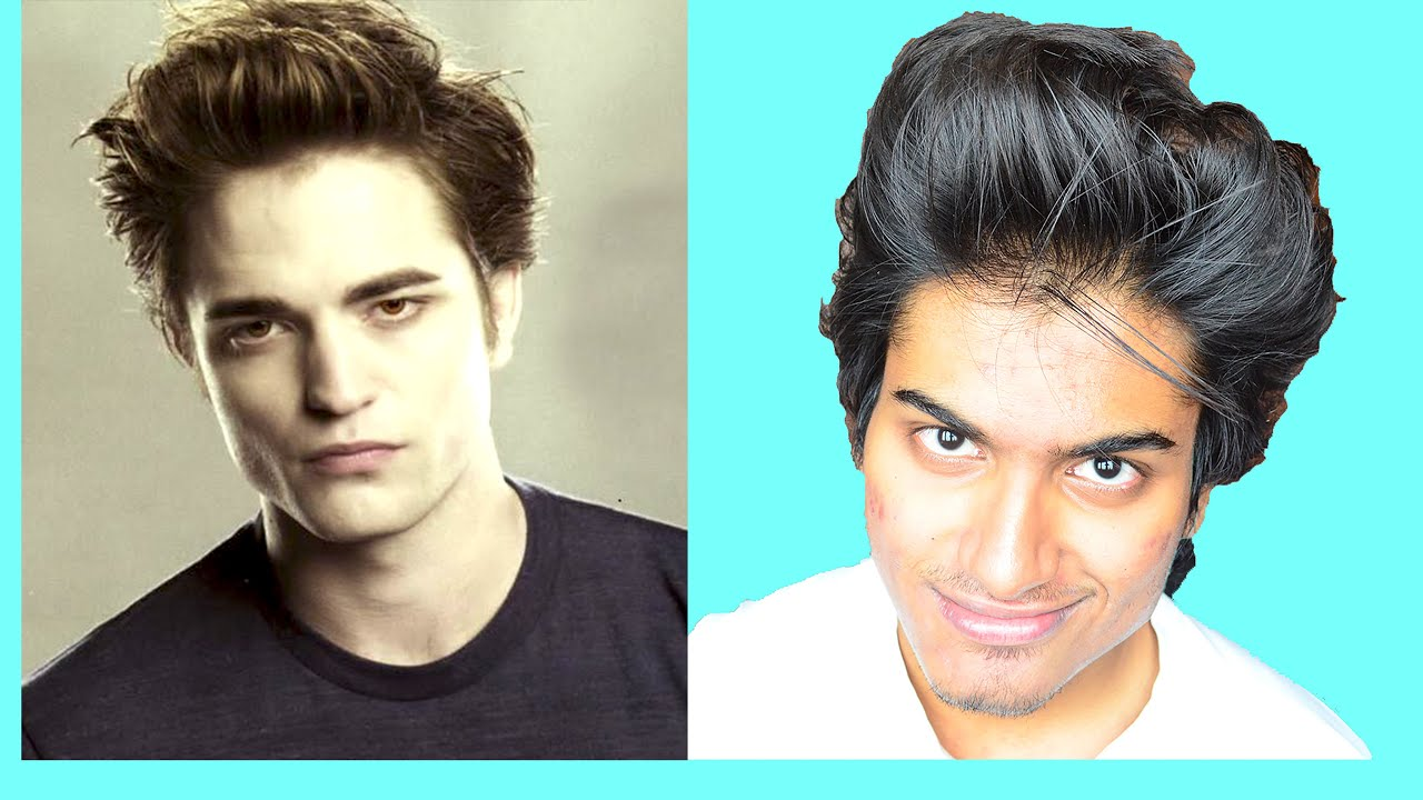 HD wallpapers how to style your hair like edward cullen
