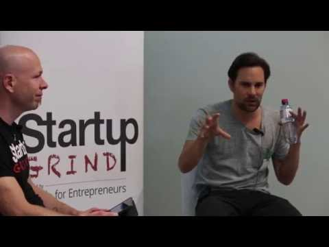 Pascal Babey (Archilogic) at Startup Grind Zurich, w/ David Butler