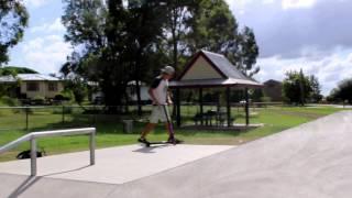 New Lowood Skatepark