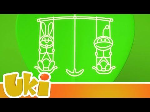 Uki - The Merry-Go-Round 🎠 (Full Episode)