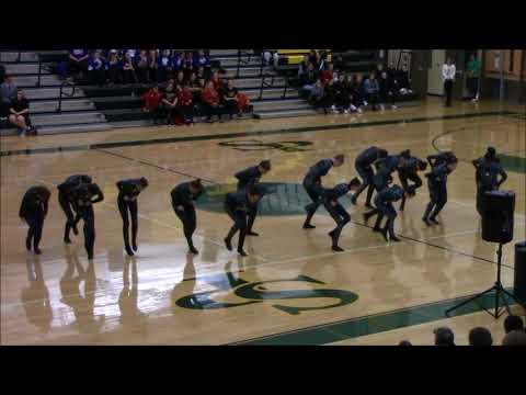 Mt Spokane High School Dance Team