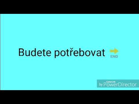 Jak Si Vyrobit Sliz Bez Lepidla Youtube
