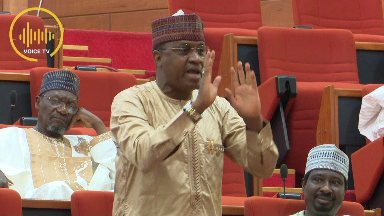 Download Just in: Sen. Marafa fight Sen Ndume over petroleum committee integrity