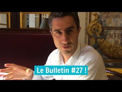 #BDR27 : MARÉE HAUTE, 3 KILOS PAR AN ET RÉVOLUTIONNAIRE ?