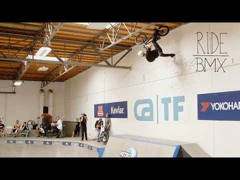 HITTING THE ROOF!  NITRO WORLD GAMES QUARTER FINALS HIGHLIGHTS