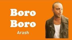 Arash- Boro Boro Lyrics with English Translation ♪