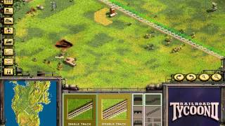 railroad tycoon ii the second century mission 16 island of hope