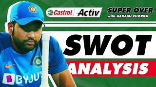 MUMBAI's biggest CONCERN at IPL 2020?   Castrol Activ Super Over with Aakash Chopra   SWOT Analysis