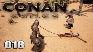 CONAN EXILES [018] [Versklavt und verschleppt] [Multiplayer] [Deutsch German] thumbnail