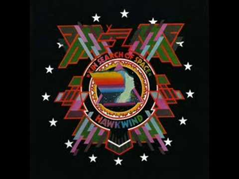 Seven by Seven (In Search of Space-CD-Bonustrack) - Hawkwind (1971)