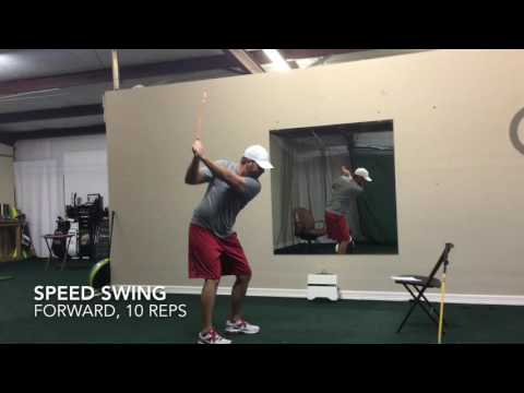 Golf Fitness Workout that improves swing speed and technique!