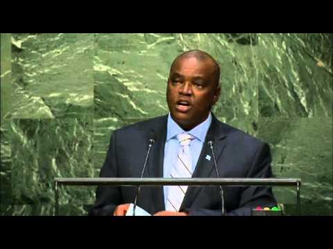 Botswana – Débat 2015 de l'Assemblée générale de l'ONU