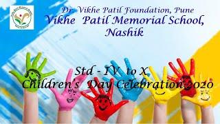 VPMS,Nashik.  Children's Day Celebration
