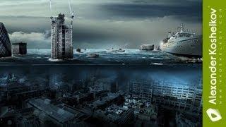 London Underwater Photoshop CS 6