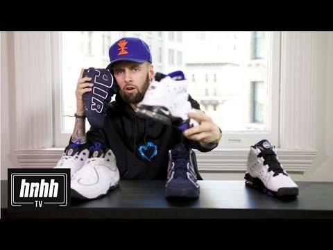 Jordan 10 Shadows, Jordan 1 Homage To Home & Nike Champion Think 16 Collection (HNHH HotNewSneakers)