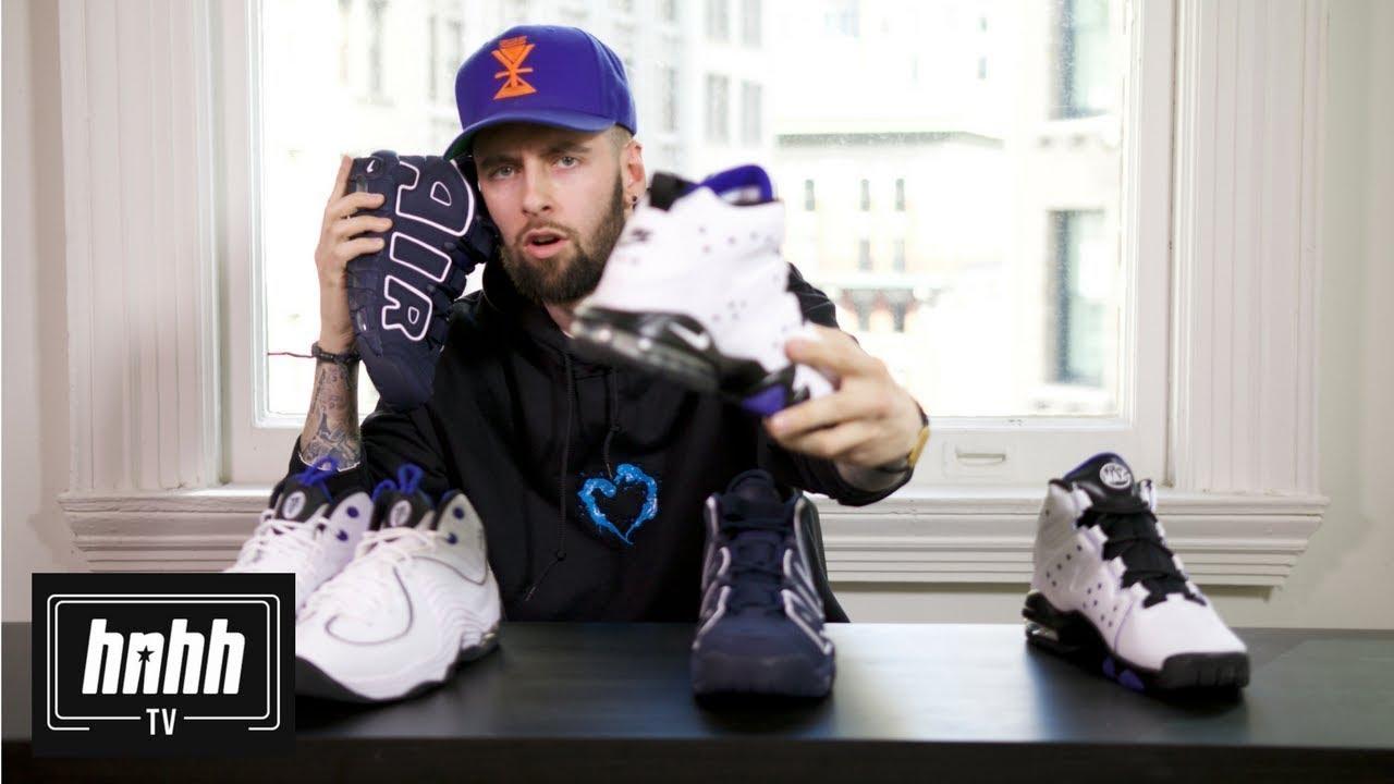 Jordan 10 Shadows, Jordan 1 Homage To Home & Nike Champion Think 16 Collection (HNHH HotNewSneak