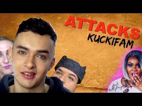 JOHN KUCKIAN ATTACKS THE KUCKIAN FAM (FEAT. PETTY PAIGE)