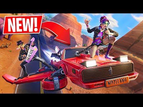 NEW SKINS GAMEPLAY!! (Fortnite Battle Royale) thumbnail