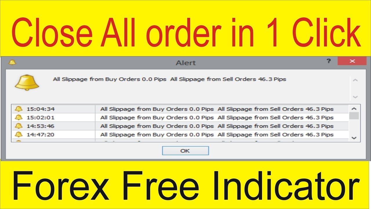 Forex script close all orders pasur investments ccr