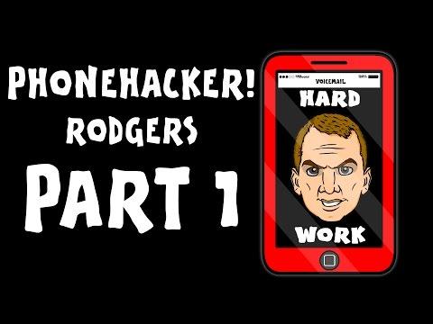PART 1! PHONEHACKER Brendan Rodgers voicemail hacked! (Funny cartoon Klopp LFC Liverpool sacked)