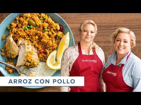 How To Make Our Recipe For Arroz Con Pollo