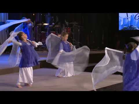 "Praise Dance To Lauren Daigle's Song: ""You Say"""