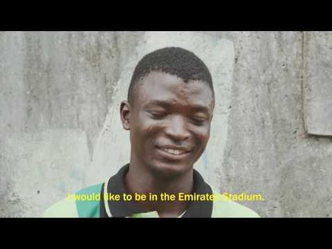 A short documentary on Midas Football Academy in Lagos Nigeria 2017