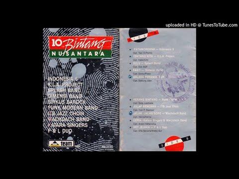 Katara Singers & Wachdach Band  Ceria 10 Bintang Nusantara 1987