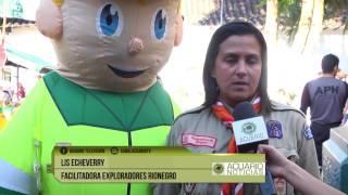 Jóvenes de Rionegro reconocen el patrimonio cultural de Rionegro