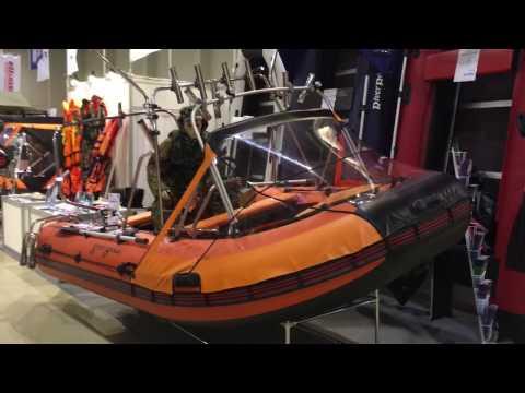 RiverBoats на выставке