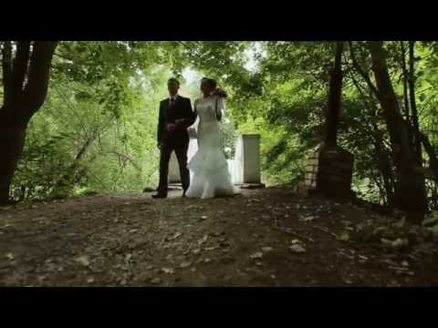 Регистрация в усадьбе ИВАНОВСКОЕ (ПОДОЛЬСК). Свадебный видеоклип.